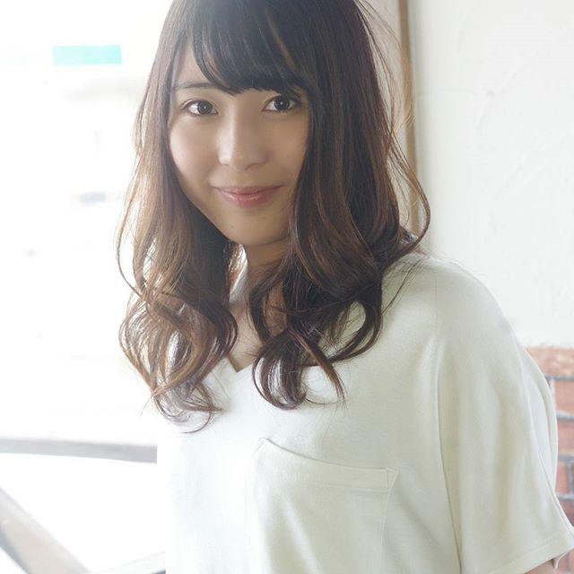 パーマスタイルは雰囲気が柔らかく見えていいですね☆硬い髪の方はもちろん多毛の方も細毛の方もやわらかい質感でボリューム調節しましょう☆IMAGINEオリジナルパーマがおすすめです♪ 小高#カット #カラー #cut #美容室 #パーマ #トリートメント #イメチェン #color #髪 #かわいい #perm #girl #hair #happy #style #cute #fashion #makeup #hairstyle #hair #郡山 #イマジン #イマジンヘアー