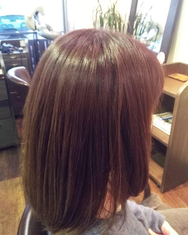 ピンクグレージュグレーのくすみ感とピンクのキュートさがMixされたキレイなカラーリングですね細毛の方はキレイに色味がでるのでこの春オススメですよ☆#fashion #makeup #hairstyle #hair #カラー #color #美容室 #カット #アッシュ #ヘアスタイル #ヘアカラー #cut #ボブ #髪型 #ピンク #トリートメント #春 #ベージュ #写真 #かわいい #ヘアカタログ #オシャレ #イメチェン #可愛い #撮影 #郡山